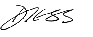 Herbert Diess (handwriting)