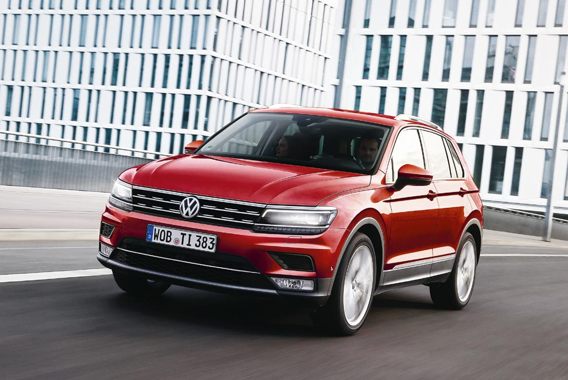 Volkswagen Passenger Cars - Volkswagen Group Annual Report 2016