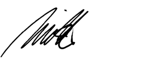 Frank Witter (handwriting)